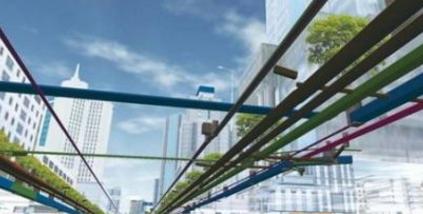 BIM+交通基础设施:流动数据 智慧方案