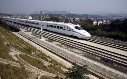 全国高速铁路里程占全球总里程逾60%