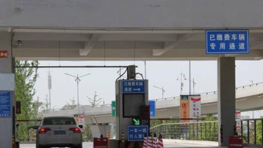 非现金缴费占比89%!郑州机场停车场日趋智慧化