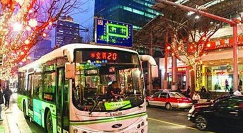 上海运管处提高公交到站信息预报覆盖面