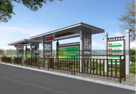大连:海州城区再建100座智能公交站亭