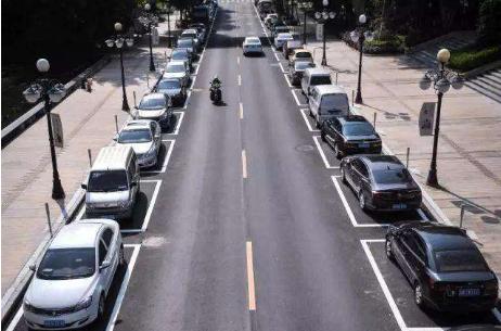 清远城区412个智能停车位即将开通收费
