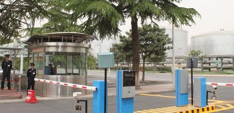 出入口控制在城市智能停车管理中应用