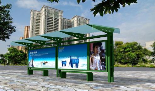 现代智能公交候车亭的优势有哪些?