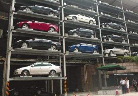 哈尔滨市将多管齐下推进智能共享停车