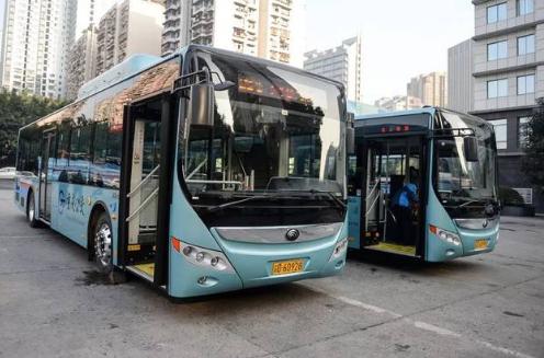 重庆交通又有大动作 年内公交车实现移动支付