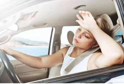 持续高温天气,驾车出行请收好这份安全提示