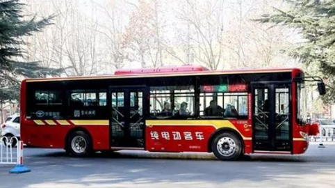山西:站台设置智能屏 公交在哪心有数
