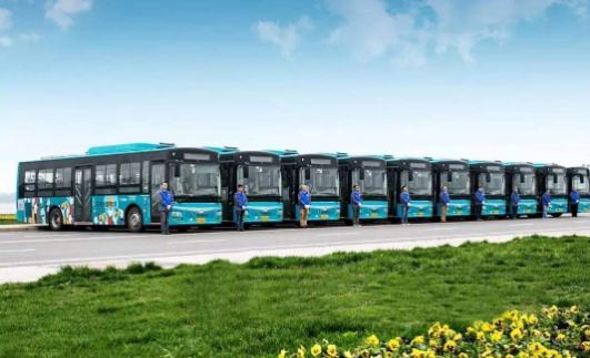 """泸州公共交通:带你打卡多种""""智慧公交""""模式"""