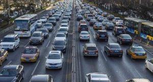 2020年三季度新注册登记机动车903万辆 比去年同期增长20.48%