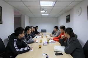 中国刑事科学技术协会到我会考察交流