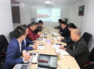中国汽车工业协会到我会座谈交流