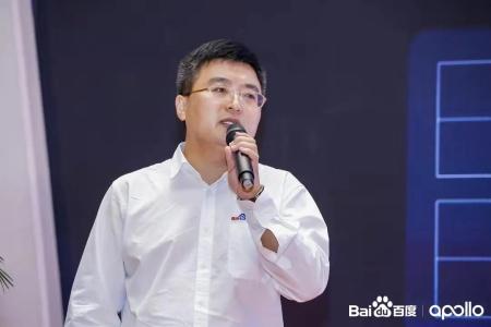 北京百度网讯科技有限公司百度自动驾驶业务群智慧交通行业总监 王保才