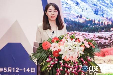 北京易华录信息技术股份有限公司交通大脑产品线总经理 刘树青