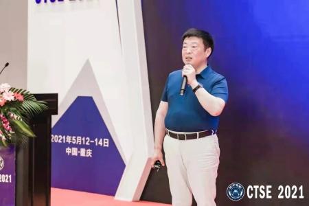 青岛通产智能科技股份有限公司董事长 郭杰