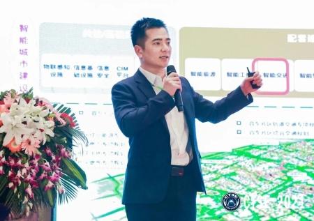 南京莱斯信息技术股份有限公司技术总监 郝建光