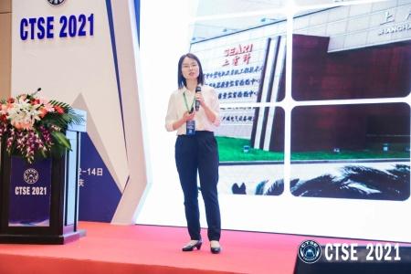 上海电科智能系统股份有份公司技术总监、博士 陈敏